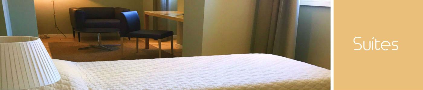 Hotel Medieval® de Penedono**** > Suítes